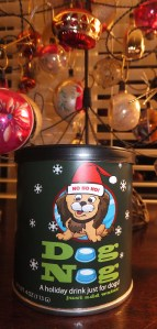 Dog Nog 1 thek9harperlee